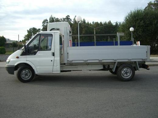 furgoneta chasis cabina: