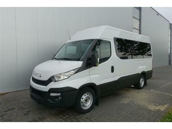 Iveco DAILY 35S130 MANUAL 9 SEATS + 2X WHEELCHAIR  - minibús