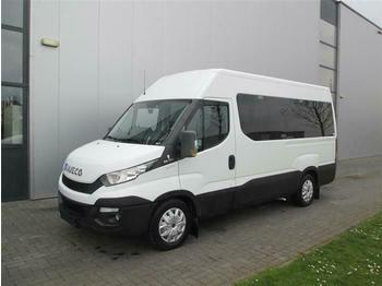 Iveco DAILY 35S130 MANUAL EURO 5 9X SEATS + 2X WHEELCH  - minibús