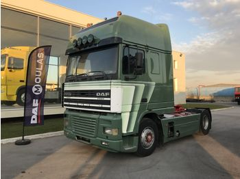 DAF 95XF.480 SSC EURO2 MANUAL + INTARDER FULL EXTRA *TOP* - cabeza tractora