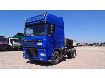 Cabeza tractora DAF 95 XF 430 Super Space Cab (MANUAL GEARBOX / PERFECT CONDITION)