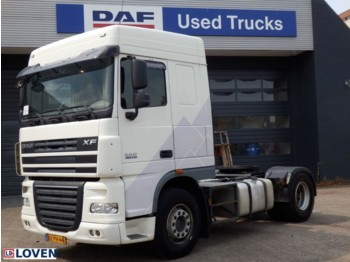 DAF FT XF105.410 FT - cabeza tractora