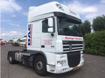 DAF FT XF105.410 Manual Intarder - cabeza tractora