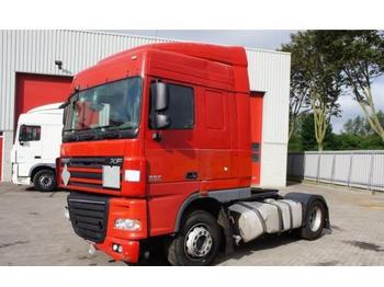 DAF XF105-460 Spacecab Automatic Euro-5 Low kilometers  - cabeza tractora