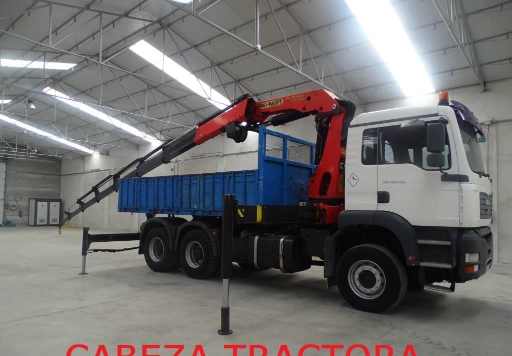 cabeza tractora MAN TGA33.430