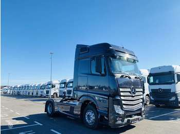 Mercedes-Benz 1843 Big Space Actros, double sleeper  - cabeza tractora