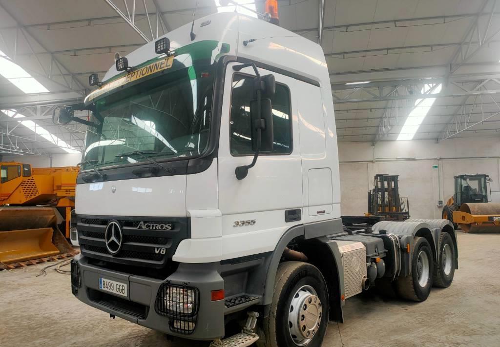 cabeza tractora Mercedes-Benz 3355