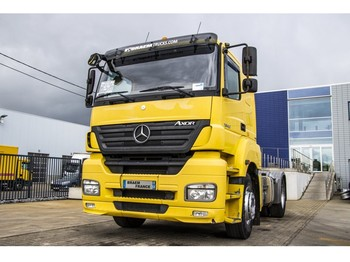 Mercedes-Benz AXOR 1840 LS+MANUAL+HYDRAULIQUE+BIG AXLES - cabeza tractora