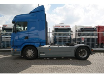 Scania G400 CG19 HIGHLINE EURO5 OPTIECRUISE - cabeza tractora