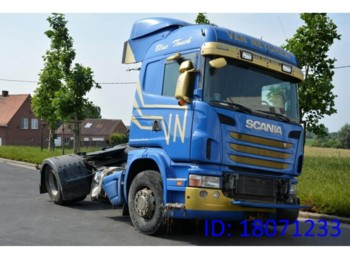Scania G400 Highline* - cabeza tractora