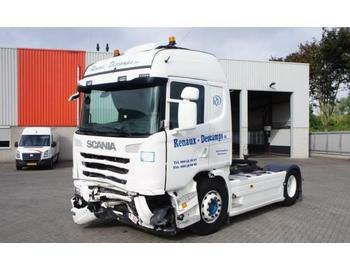Scania G410 Highline Manual Retarder Euro-6 2014  - cabeza tractora