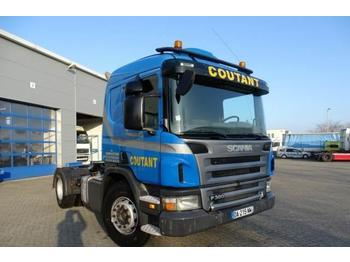 Scania P380 Automatic Retarder Euro-4 Hub-Reduction Hydra  - cabeza tractora