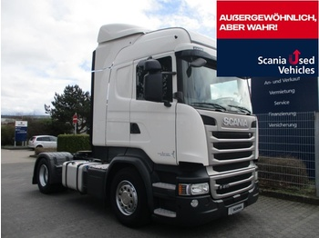 Cabeza tractora Scania R410 MNA - HIGHLINE - SCR ONLY