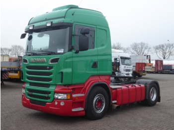 Scania R560 HIGHLINE MANUAL - cabeza tractora