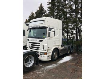 Scania R620- SOON EXPECTED - 6X2 DOUBLE BOOGIE EURO 5 R  - cabeza tractora