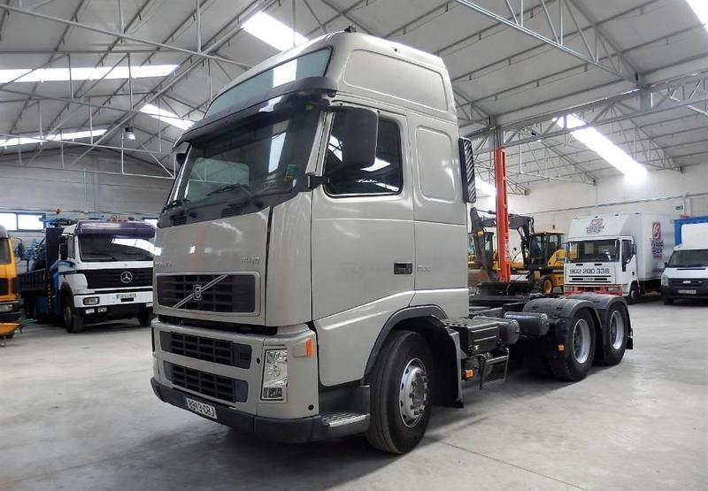 cabeza tractora Volvo FH12 500