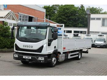 Camión caja abierta Iveco Eurocargo ML120-220 E6/Pritsche 7,3m/AHK/Klima
