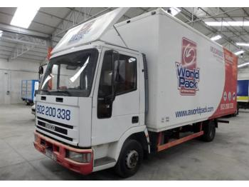 Camión caja cerrada Iveco Eurocargo 140 E24