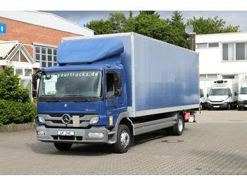 Camión caja cerrada Mercedes-Benz Atego 1218 E5 / Koffer 6,8m / LBW / Rolltor
