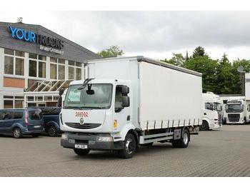 Camión caja cerrada Renault Midlum 16.270 DXi/Schiebeplane/LBW/Klima/TOP!