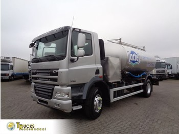 DAF CF 85.460 Euro 5 + Intarder + 2 Comp + 11000 Liter + Milk and water - camión cisterna