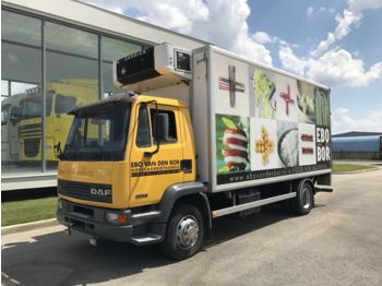DAF 55.180 ATI EURO2 MANUAL + CARRIER + LBW *TOP* - camión frigorífico