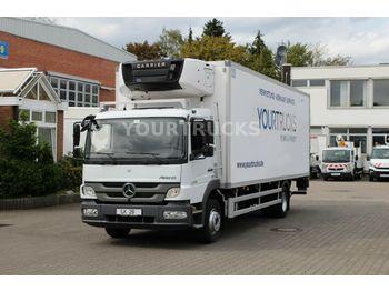 Camión frigorífico Mercedes-Benz Atego 1318 Carrier Supra 950/Strom/Türen/LBW/FRC