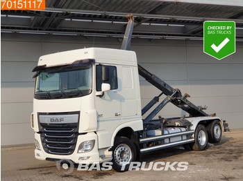 Camión multibasculante DAF XF 460 6X2 SC Intarder ACC 2x Tanks Liftachse