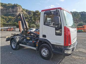 Camión multibasculante IVECO 10T 180CV 100E18