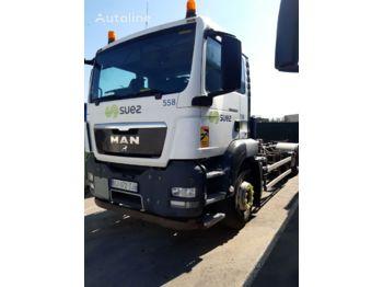Camión multibasculante MAN 19.324