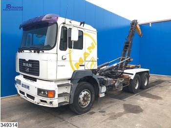 Camión multibasculante MAN FE 460 6x4, Manual, Steel suspension