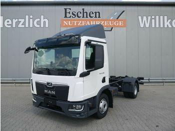 Camión multibasculante MAN TGL 12.250 BB CH*Fahrgestell*Klima*Navi*AHK