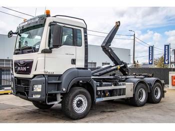 Camión multibasculante MAN TGS 33.480 BB