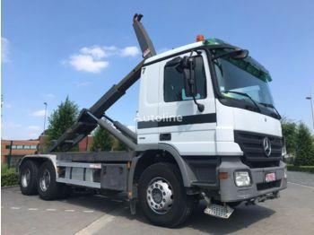 Camión multibasculante MERCEDES-BENZ Actros 2636 6x4