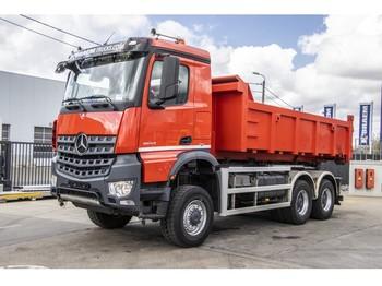Camión multibasculante Mercedes-Benz AROCS 3543 AK + AJK Containersysteem