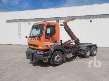Camión multibasculante RENAULT PREMIUM 6x4