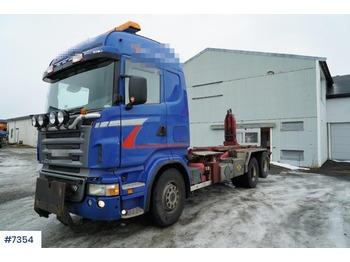 Camión multibasculante Scania R500