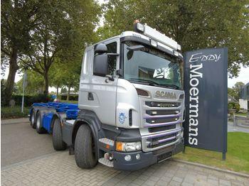 Camión multibasculante Scania R500 8x4  Mit AP Achsen