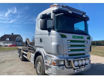 Camión multibasculante Scania R 470 LB