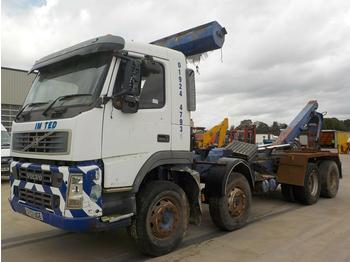 Camión multibasculante  Volvo 8x4 Hook Loader Lorry, Easy Sheet (Reg. Docs. & Plating Certificate Available)