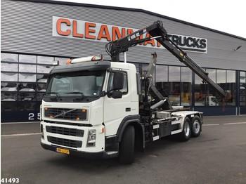 Camión multibasculante Volvo FM 9.340 Hiab 10 ton/meter laadkraan