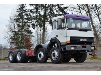 IVECO 320-32 8x4 1991 - chassis - chasis camión