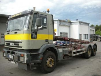 Iveco 260 E 37 6X4 CHASSIE 15 000 EUR - chasis camión