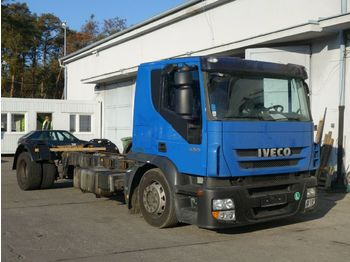 Iveco Stralis 190S42 Chassis, Manual Gearbox  - chasis camión