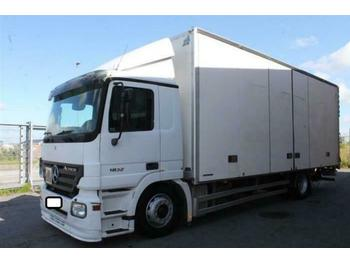 Mercedes-Benz ACTROS 1832 - SOON EXPECTED - 4X2 BOX SIDE OPENI  - chasis camión