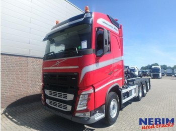 Volvo FH460 Euro 6 8x4 Triple Hooklift 26T - multibasculante camión