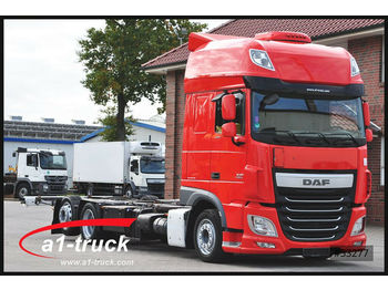 DAF XF 106.440 SSC Jumbo, ZF-Intarder, ACC,  - portacontenedore/ intercambiable camión