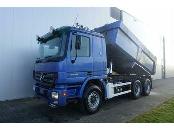 Mercedes-Benz ACTROS 2658 6X4 FULL STEEL HUB REDUCTION EURO 3  - volquete camión