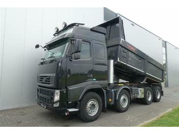 Volvo FH500 8X4 MANUAL FULL STEEL RETARDER HUB REDUCTI  - volquete camión