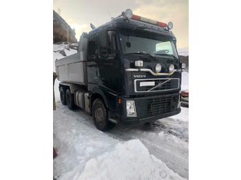 Volvo FH520 - SOON EXPECTED - 6X4 RETARDER FULL STEEL  - volquete camión